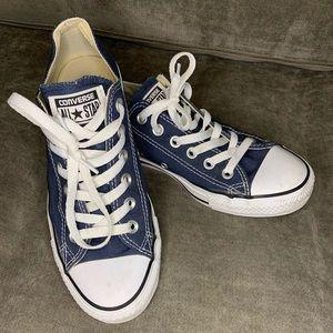 💙 EUC Converse Chuck Taylor All Star Lo Sneaker